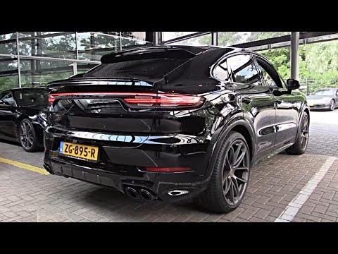 2019/2020 Porsche Cayenne Coupe | FULL REVIEW Interior Exterior Infotainment