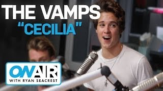 "The Vamps - ""Cecilia"" 