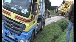 Hondschoote sortir le camion