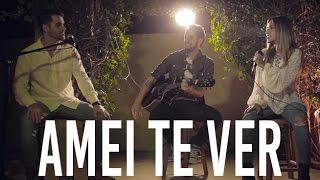 Amei Te Ver - Tiago Iorc (Gabi Luthai e D3 Cover)