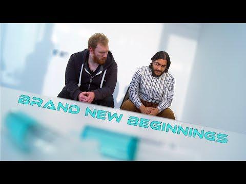 Strange Tales presents Brand New Beginnings - Short Film
