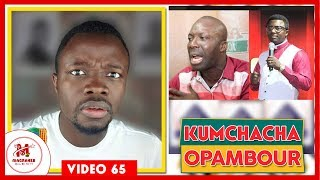 Kumchacha amp Opambour on MENZGOLD amp Pastor39s Wahala  Magraheb TV