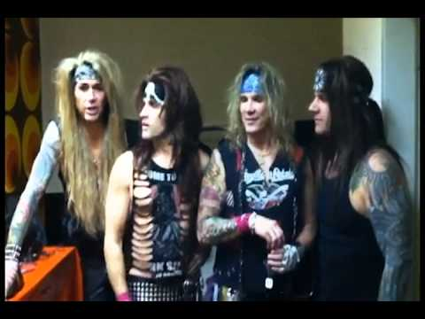 THE boys from STEEL PANTHER !