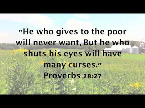 Charity - (Love) Bible Promises Spoken