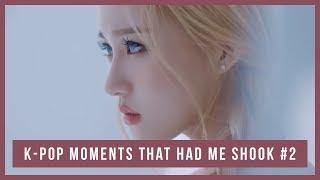 K-pop moments that had me SHOOK #2