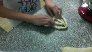 How To Make Homemade Mall Pretzels!!