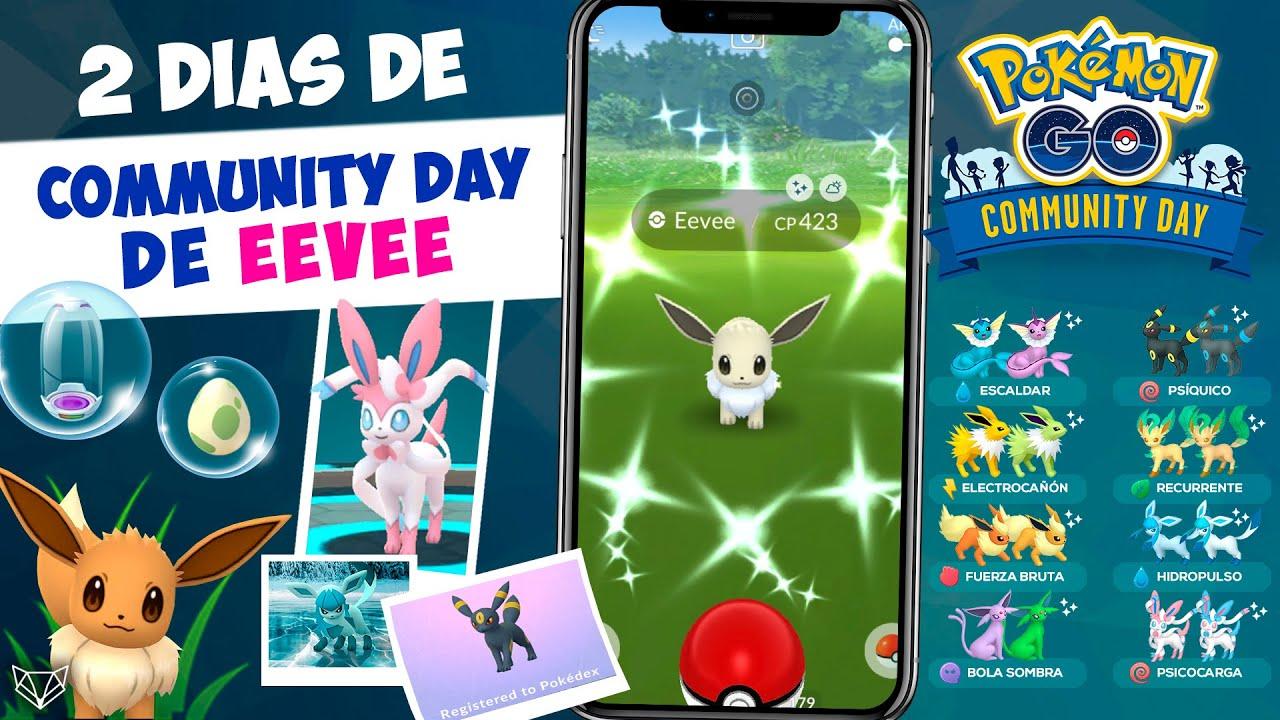 🤯¡EL PRÓXIMO COMMUNITY DAY ES UNA LOCURA Y TE CONTAMOS POR QUÉ! Pokémon GO [Neludia]