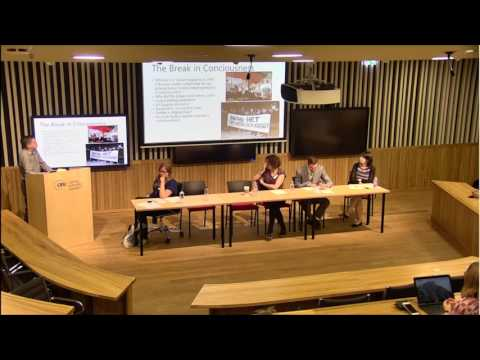 8th Annual International Student Conference of the CWHRC_07/06/17_ Panel 6