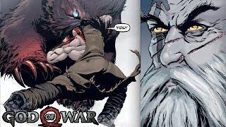 God of War: Laufey VIVA y una tribu nueva - Cómics #0 y #1 (repaso) | SQS