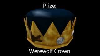 "ROBLOX How To: ""Halloween CTF: Vampires vs. Werewolves"" 2010"