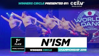 World of Dance Winners Circle presented by CCILU FOOTWEAR liberate ...