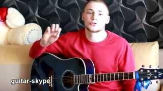 видео как научиться играть на гитаре
