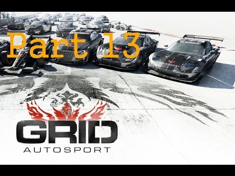 Lets Play Grid Autosport - KARRIERE - Part 13 [Deutsch/German] [HD]