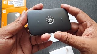 Huawei 4G LTE Mobile WiFi Router Unboxing- All GSM SIM Supported Unlocked 3G/4G Modem in Bangladesh