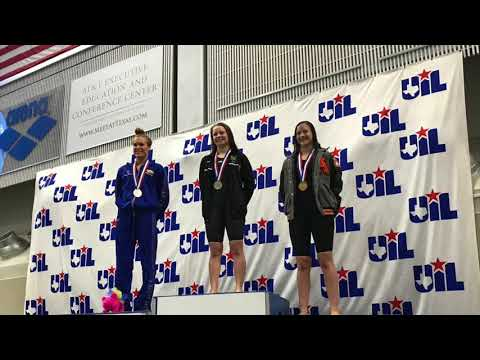 March 19 Board Recognition | 2018 University Interscholastic League's State Swimming and Diving Meet