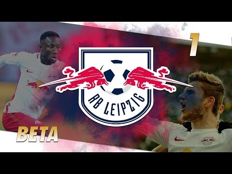 FM18 RB Leipzig Lets Play - Episode 1 - Lifting Leipzig - Football Manager 2018