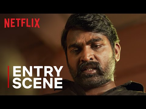 Vijay Sethupathi's Badass Entry | Uppena | Telugu Film | Netflix India