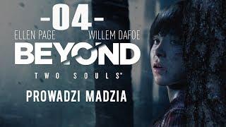 [PS4] Beyond: Dwie Dusze #04 - Nasz wyimaginowany przyjaciel
