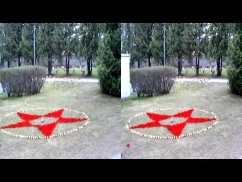Бронзовый солдат.Estonia,Tallinn 2013a.3D