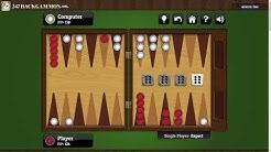 Backgammon - Beating Expert Computer!