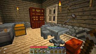 Minecraft TerraFirmaCraft #32: Loot Collection