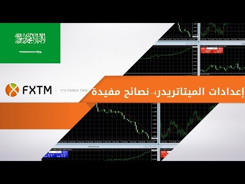FXTM - Learn how to trade forex using MT4 - ARABIC - YouTube