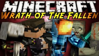 Minecraft: Wrath of the Fallen Part 5!