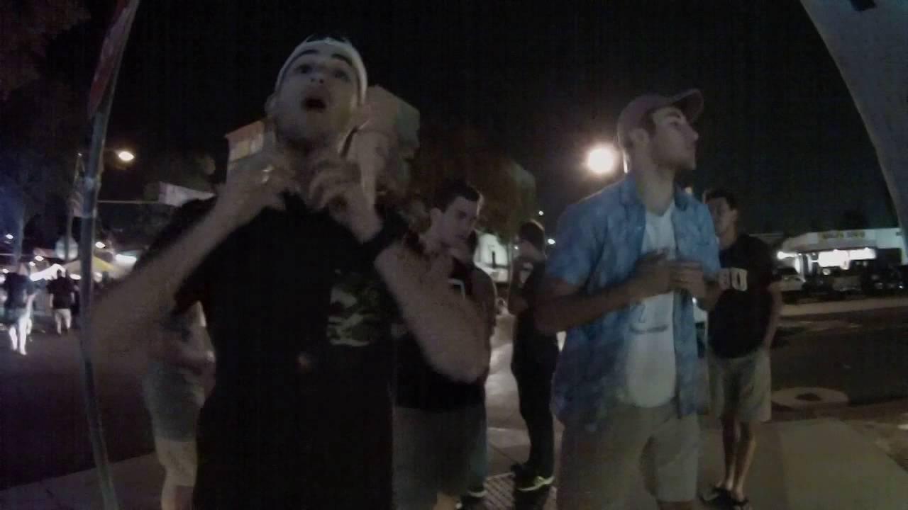 Homosexuals vs street preachers