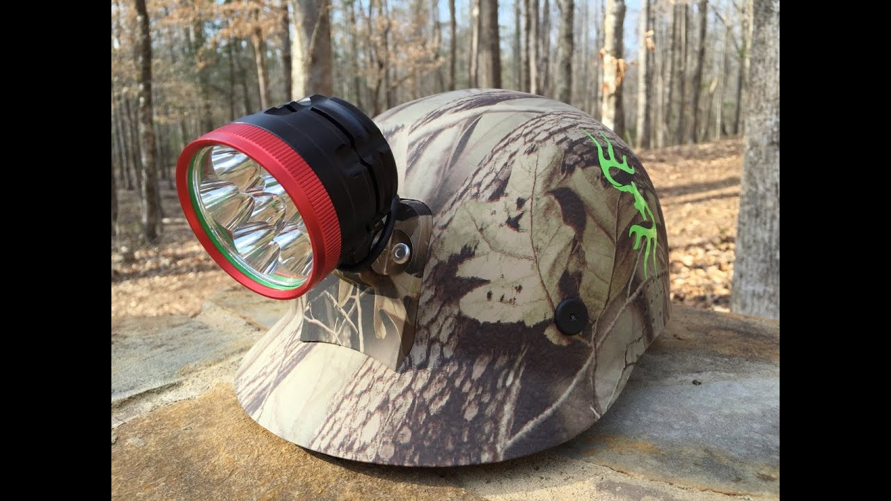Awesome LED Coon Hunting Light By Southern Lite LED   YouTube Ideas