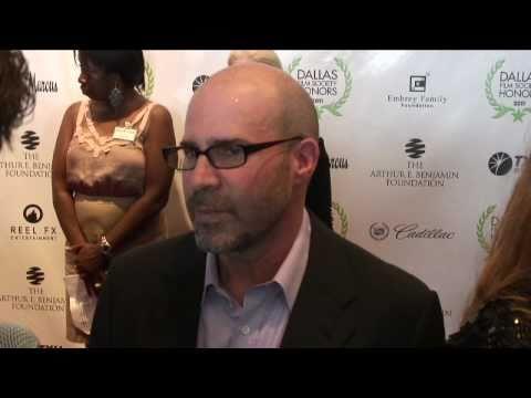 Scott Z  Burns red carpet  2011 Dallas International Film Festival