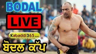 Bodal (Hoshiarpur) Punjab Kabaddi Academy Association Cup (Live) 04 Jan,2017
