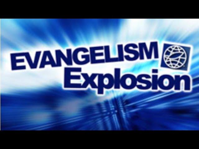 Evangelism Explosion Short Gospel Presentation - YouTube