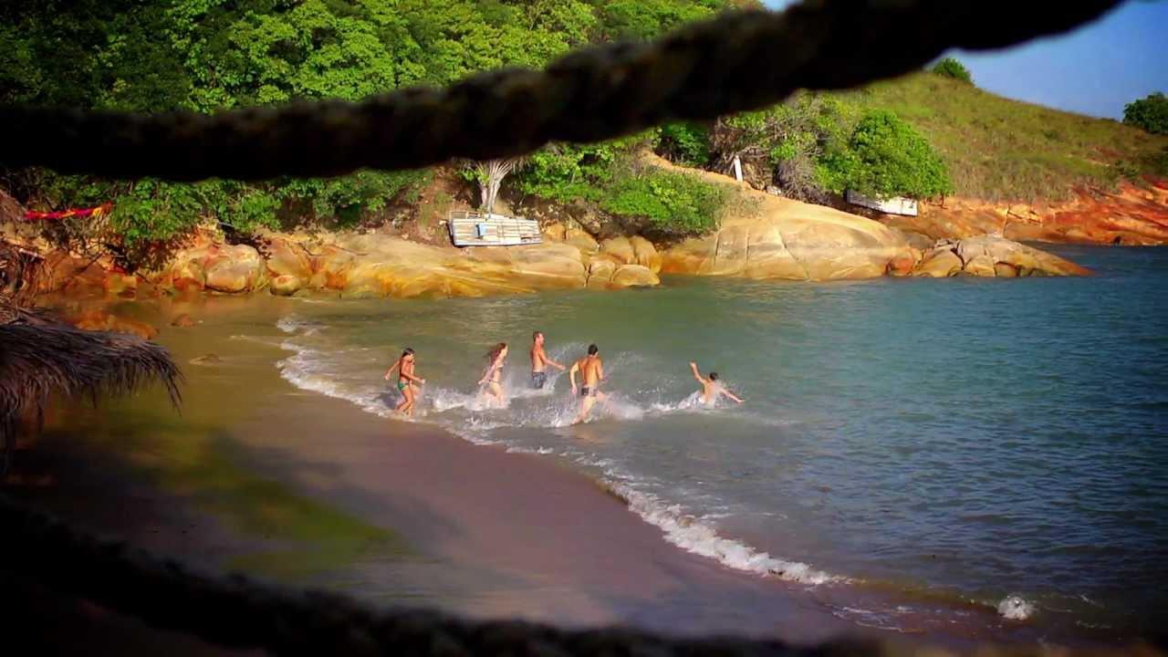 5464643d3e Praia do Paraiso • Riquezas do Cabo de Santo Agostinho - YouTube