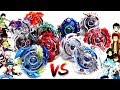 FINALS: RIDEOUT vs BEIGOMA ACADEMY -TEAM BATTLE- Beyblade Burst Evolution ベイブレードバースト