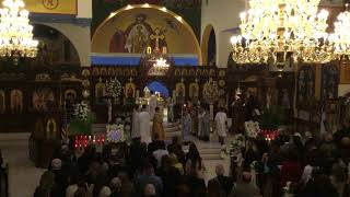Holy Saturday Vigil of the Light at St. Demetrios of Merrick (2018)