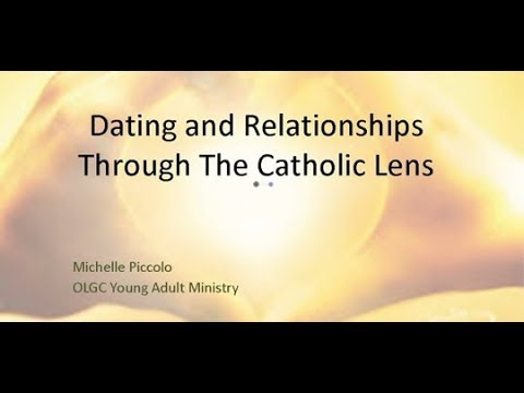 (Young Adults) Dating & Discerning Marriage #1 - Singlehood