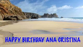 AnaCristina   Beaches Playas - Happy Birthday