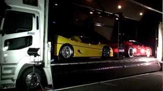 FERRARI F50 &Koenig Specials Ferrari Testarossa Competition 1000hp OFFICE-K TOKYO