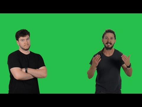 Jake & Shia Deliver The Most Intense Motivational Speech of All Time