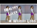 The Liver and #WeightLoss | #Vegan #Fitness
