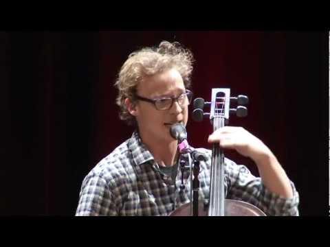 Performance: Ben Sollee at TEDxSanDiego