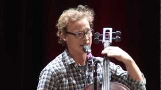 Performance: Ben Sollee at TEDxSanDiego