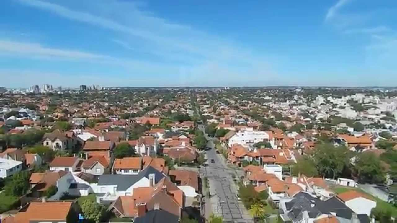Torre Tanque De Agua Mar Del Plata Hd Youtube
