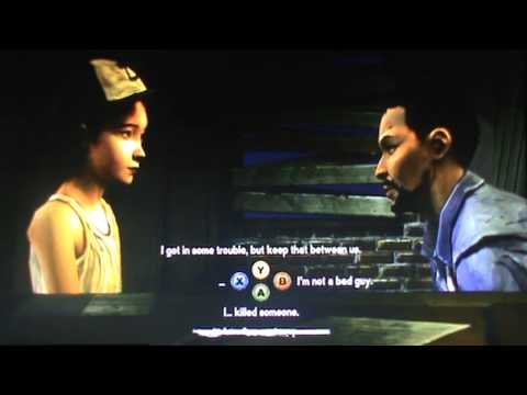 The Walking Dead: A New Day Part 3:The Drug Store