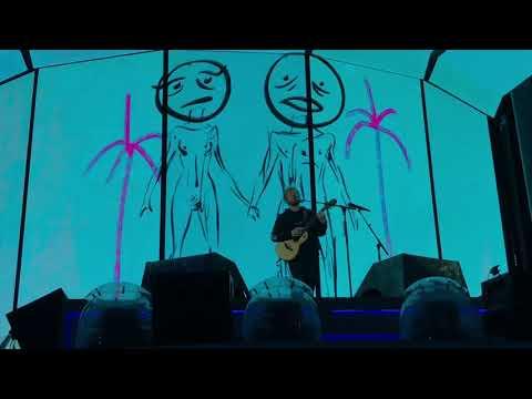 Ed Sheeran - Beautiful People (live In Prague, Czech Republic, 8 July 2019)