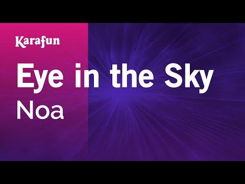 Karaoke Eye In The Sky - Noa *