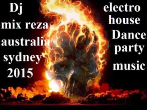 Electro house dance party english music dj mix reza for English house music