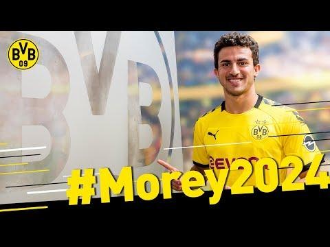 "Mateu Morey joins Borussia Dortmund | ""The stadium is impressive!"""
