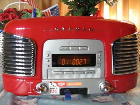 Teac SL D920 Stereo Radio