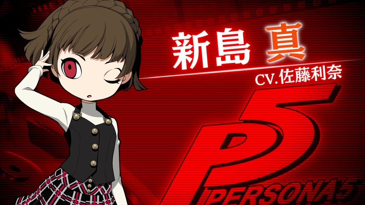 Persona Q2 3DS Game's New Video Highlights Persona 5's